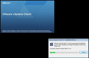How to ThinApp the vSphere 5.1 vCenter Client for Windows 7 Step 6