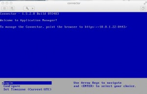 Installing and Configuring VMware Horizon Connector Step 1