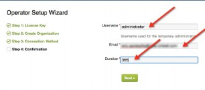 Installing and Configuring VMware Horizon Application Manager Step 6