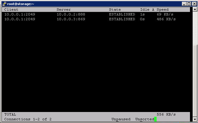 how to create zfs file system